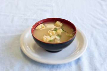 side miso soup