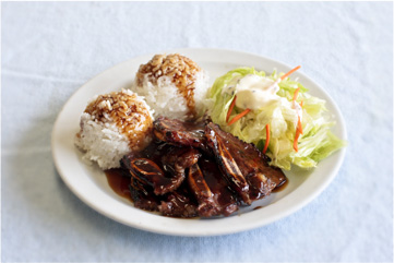 Short Ribs Teriyaki